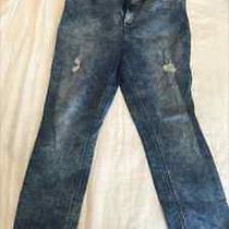 Express Womens High Rise Jean Legging Size 14 Photo