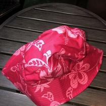 Express Womens Pink Bucket Hat Sun Size M/l Photo