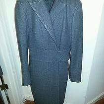 Express Wool Dress Coat Photo