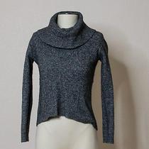 Express Wool Grey Sweater Size M Photo