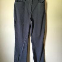 Express World Brand Charcoal Gray Pants Size 7/8 R Photo