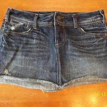 Express X2 Jean Skirt Photo