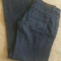 Express X2 Size 6 Short Dark Blue Denim Jeans Photo