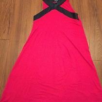 Express Xxs Red Tunic Dress Photo