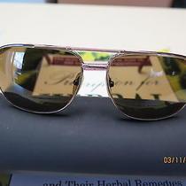 Eyeglasses Frames Earth Elements Collection 145 Titanium 60 15 145 Goldtone  Photo
