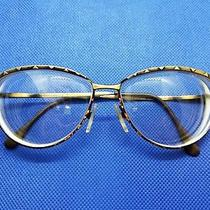 Eyetel Vintage & Rare  Cassandra Italy 1980's Rx Glasses Frames  W/ Guess Case Photo