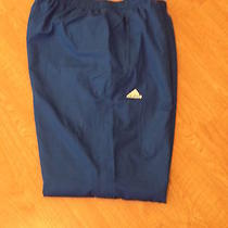 Eyt-  New Adidas Big Game Wu Mens Sweatpants  Sz - Xl  Photo