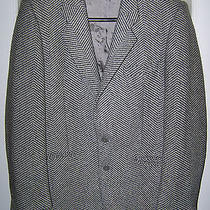 Fab Classic Mens Yves Saint Laurent Ysl Blazer Jacket Made in France 100%Wool Photo