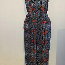 Fab Summer All in One Jumpsuit Sz 16-18 Photo
