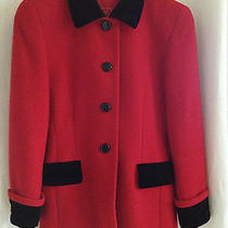 Fabulous Escada Red Jacket  Photo