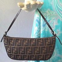 Fabulous Fendi Monogram Handbag Photo
