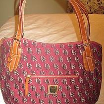 Fabulous New Fabric Nina Bag From Dooney & Bourke Photo