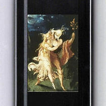 Fairy Lovers Fantasy Fine Art Tampon Case Id Cash Condoms Coins Photo