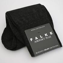 Falke - Airport Plus Dress Socks - Wool/cotton - Size 9.5-10.5 Photo