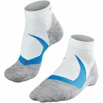 Falke Germany 'Ru4 Cool Short' Men's Running Socks M Wht/blue Nip Photo