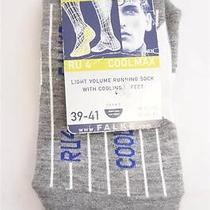 Falke Ru 4 Short Coolmax Running Socks 35-36 Grey Sports 20 S02 Photo