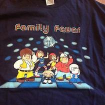 Family Guy Fever Peter Lois Chris Meg Brian Stewie Griffin Xl Shirt Disco Nwot Photo