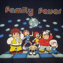 Family Guy Fever T-Shirt Peter Griffin/lois/chris/meg/stewie/brian Disco Dancing Photo