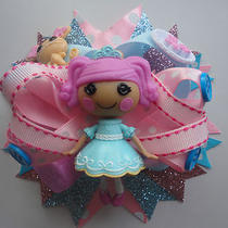 Fancy Frost 'N' Glaze Lalaloopsy Mini Doll Hair Bow  Photo
