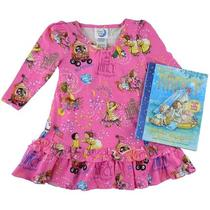 Fancy Nancy Stella Stargazer Pajama and Book Set Photo
