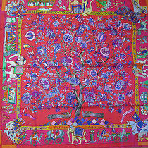 Fantaisies Indiennes Hermes Scarf (New-Tags) Photo