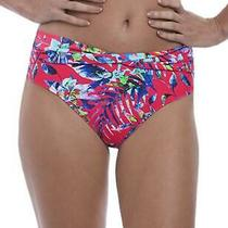 Fantasie Fiji Classic Twist Bikini Brief Pant Bottoms 6543 New Womens Swimwear Photo