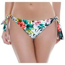 Fantasie Tie Side Bikini Bottoms   Size  14   Colour  Multi Photo