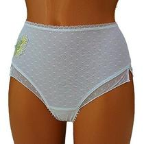 Fantasie Womens Lace Shorty Panties Hipster Knickers Slip Culotte Blanc L Large Photo