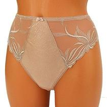 Fantasie Womens Lace Thong Panties String Knickers Culotte Nude Lily L Large Photo