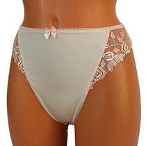 Fantasie Womens Lace Thong Panties String Knickers Lingerie Underwear M Medium Photo