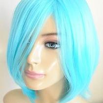 Fantasy 180c Heat Resistance Kanekalon Wig Cosplay Party Carnival Costume Photo