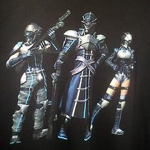 Fantasy Gaming Black T Shirt - Size L Photo