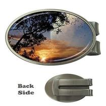 Fantasy Other World Sunset Money Clip Photo