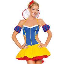 Fantasy Snow White Costume Photo