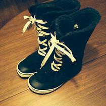 Fantatastic Never Worn Black Women's Sorel Boots Photo