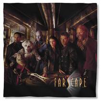Farscape Sci Fi Adventure Fantasy Tv Series Moya Crew Bandana Photo