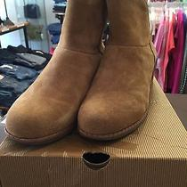 Fashion Anklet Boots Ugg Tan Size 7 Photo
