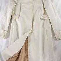 Fashion-Blogger Cool  Missoni Cream Cotton Blend