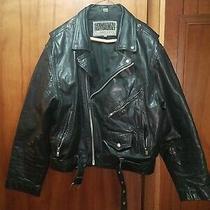 Fashion Elements Lether Jacket Size L Photo