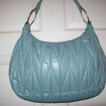 Fashion Express Handbag Turquoise Large Photo