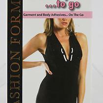 Fashion Forms Dress Tapes to Go Garment & Body Adhesive Nib Photo