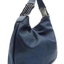 Fashion Handbag Purse Bag Trendy Stylish Designer Hobo Blue - L0079 Photo