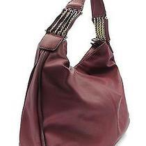 Fashion Handbag Purse Bag Trendy Stylish Designer Hobo Red - L0079 Photo