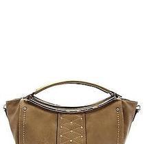 Fashion Handbag Purse Bag Trendy Stylish Designer Tote Mud - T337 Photo