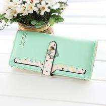 Fashion Hit Pu Leather Long Bag Women Lady Zip Clutch Wallet Card Purse Gift T Photo