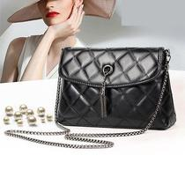 Fashion Women Handbags High Quality Pu Leather Chain Tassle Pendant Totes Hobos Photo