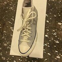 Fear of God Essentials Converse All Star Size 6 Men Gray Authentic Sneaker Photo
