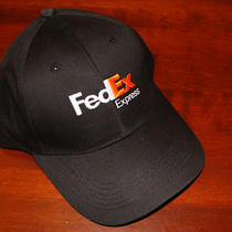 Fedex Express Hat Brand New Cap With Adjustable Size Photo