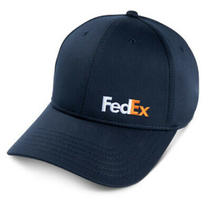 Fedex Federal Express Fedex Textured Stretch-Fit Cap Hat Few Left Photo