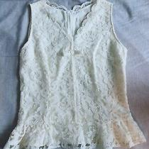 Feerique Lace Top Size 8 Macrs Bec C/meo Camilla Finders Country Road Photo